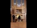Отрывок из концерта Шедевры эпохи барокко Орган Владимир Хомяков, тенор Сергей Ванин