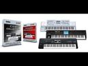 Power Progressive Sound Bank for Korg M3 M50 KROME ( Synthcloud Library )