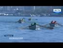 По технологии лыжной прошла крейсерская гонка гребно-парусной регаты МГУ.