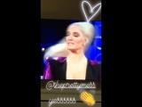 25/04/18 Кэтрин Лэнгфорд «Instagram Stories».