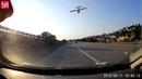 Аварийная посадка самолета на 580