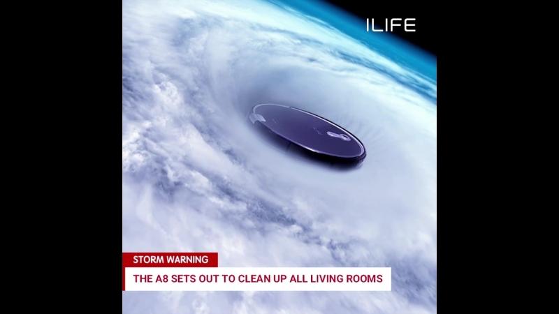 STORM WARNING ILIFE