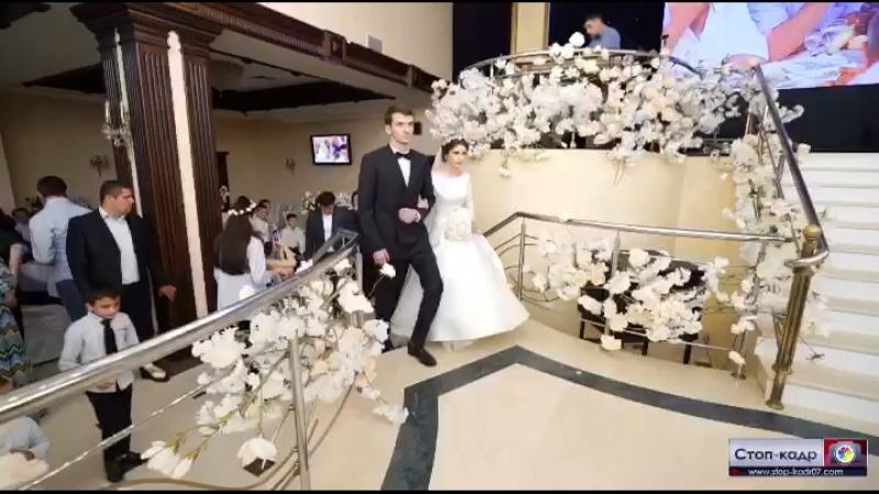 Свадьба Эльдара и Зухры🙏