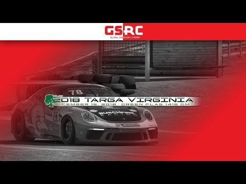 IRacing : The 2018 TARGA VIRGINIA - Grand West Endurance Race