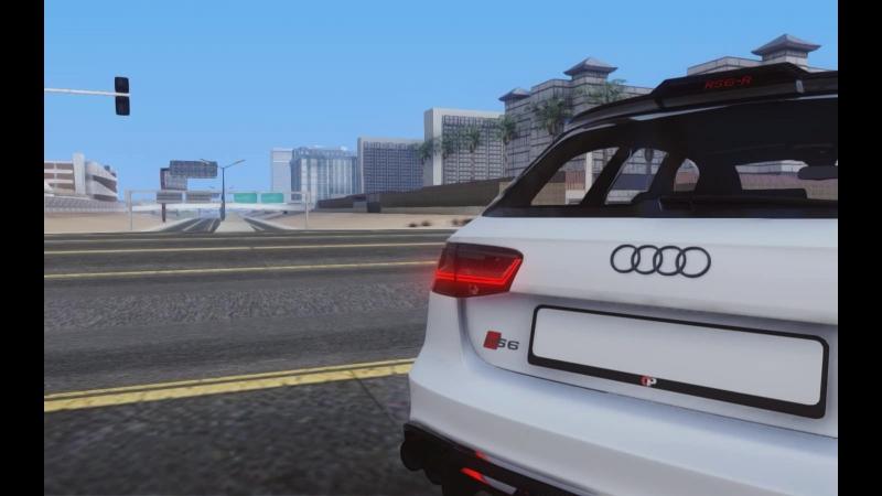 CreativePlanet Audi RS6 [Обновление V2.0]