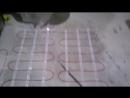Укладка электрического тёплого пола №2 Реальный электрик