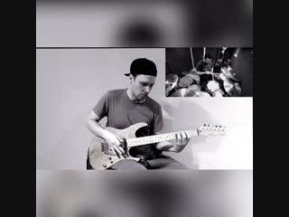 🎬New video💥with my dear friend and guitar hero @alexglushkov.ru 🎸🌎Space Worms (episode 2)⚡️
