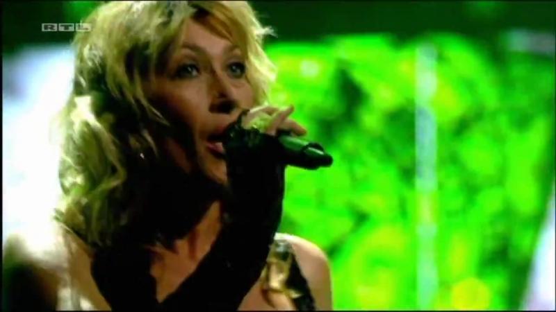 Nicole Kolb ( Mysterious Art ) - Das Omen ( live, Chartshow RTL 2012 )