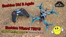 Eachine Wizard TS215 FPV Racing Drone F4 5 8G 72CH RunCam Swift 2 Frsky Taranis X Lite XM RTF