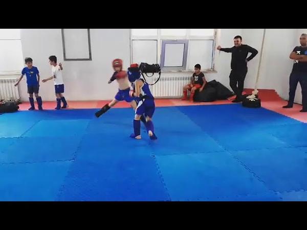 Fight kickbox box AZE KİCKBOX -Rəsul Əliyev