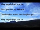 Hear You Me/May Angels Lead You In Jimmy Eat World lyrics