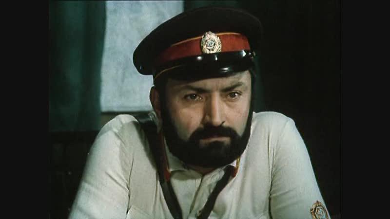 Государственная граница Красный песок фильм 4 из 8 драма военный СССР 1984 2 серии