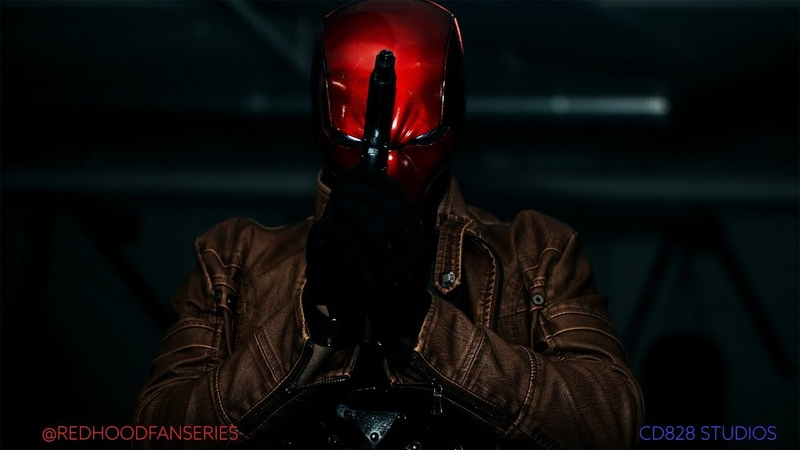 Red Hood: The Fan Series EPISODE 4: The Beginning of The End - Robin redhood dccomics fanfilm