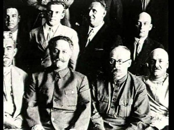 История КГБ(2 часть)