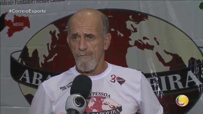 Встреча в честь 30 летия Abadá Capoeira