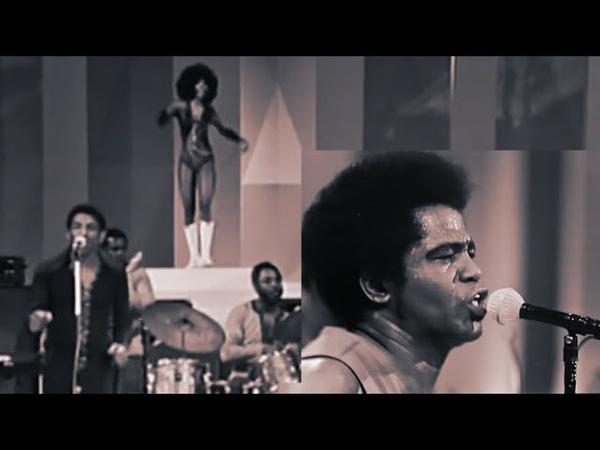 JAMES BROWN - Sex machine (Long 12 Version Videoclip)