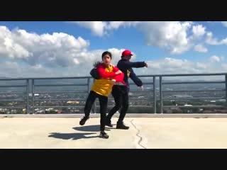 TAKI TAKI - DJ Snake Ft Selena Gomez Dance - Ranz and Niana.mp4