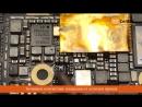 IPhone 5s замена контроллера питания U2 Tristar 1610a1 не включается не заряжается ✔️ 1