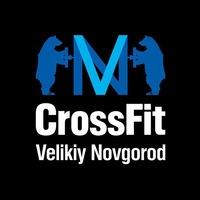 Логотип VN CrossFit, Великий Новгород