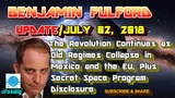 deep state in english Benjamin Fulford July 2, 2018