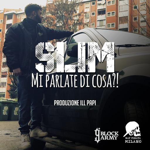 Slim альбом Mi parlate di cosa