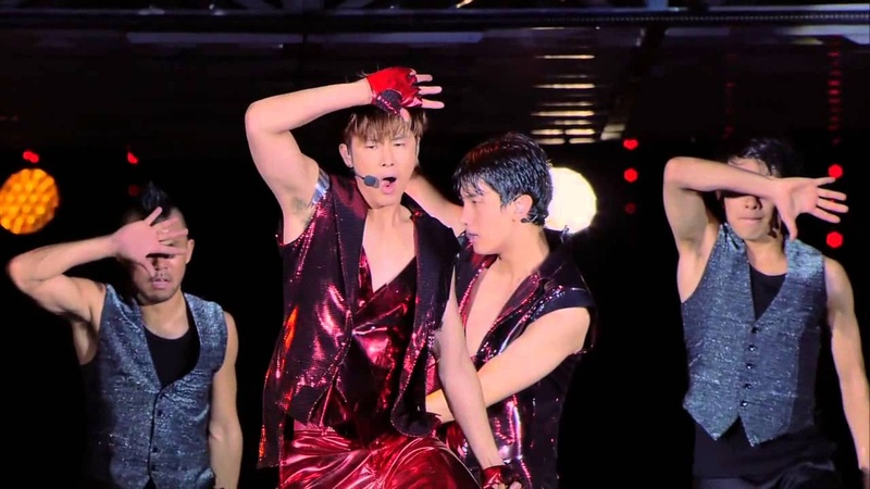 DBSK/TVXQ/THSK Time Tour In Nissan Part 2