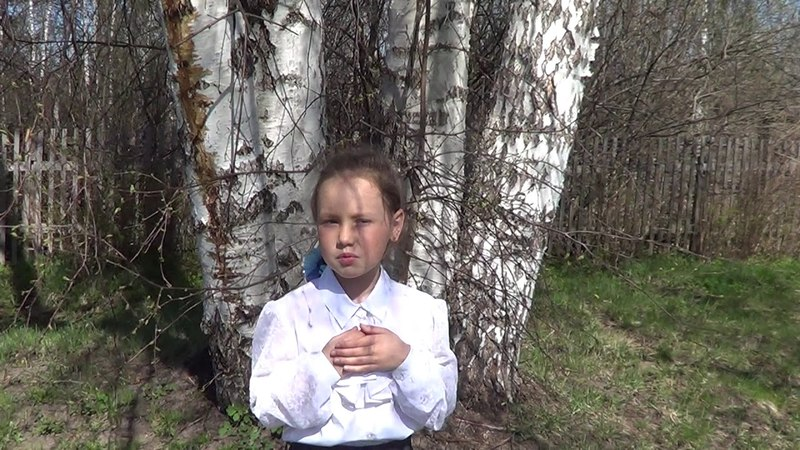 Потёмкина Анна, дипломант конкурса
