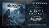 RHAPSODY OF FIRE - Tales Of A Hero's Fate (From The Eighth Mountain) - SNIPPET