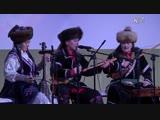 Народный тахпах. Хакасские мелодии и песни в исполнении фольклорного ансамбля Айланыс.