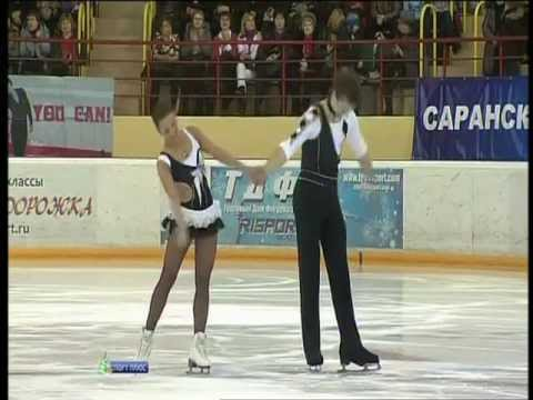 Ksenia STOLBOVA Fedor KLIMOV 2012 Gala Russian Nationals