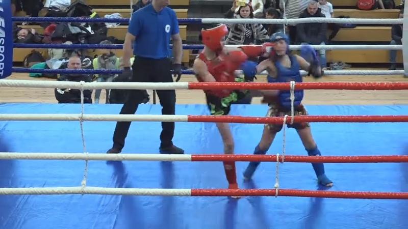 Non-stop fights Muay Thai 2018 Part 1