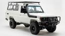 1992 Toyota Land Cruiser HZJ75 Full Restoration Project