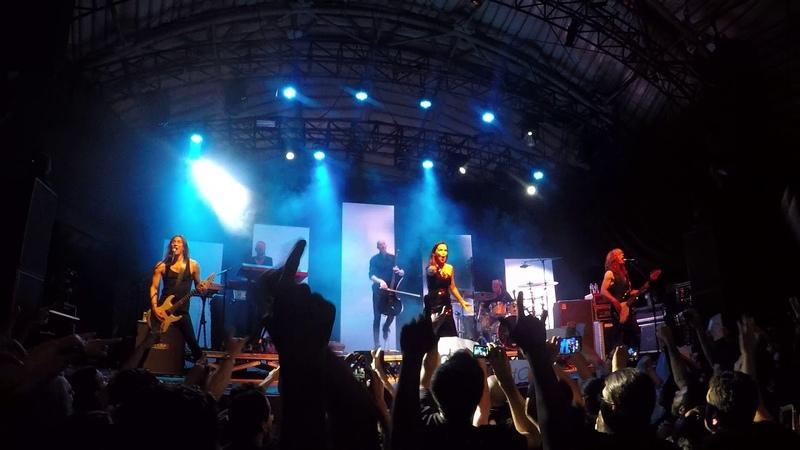 Tarja Turunen - Circo Voador - Rio de Janeiro 25-08-2018