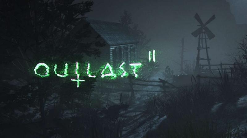 Девушка играет в Outlast 2 / открываю свою фабрику по производству кирпичей