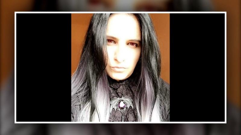 Andreas Bathory, la mujer vampiro que toma sangre humana y duerme en un ataúd