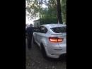 27 09 2016 Сотрудник ДПС не смог разбить стекло BMW X6