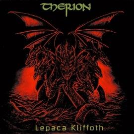 THERION альбом Lepaca Kliffoth