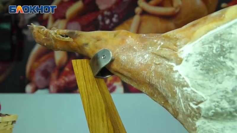 Блокнот в гостях у Волгоградского мясокомбината