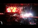 на концерте группы scorpions 15.05.15г