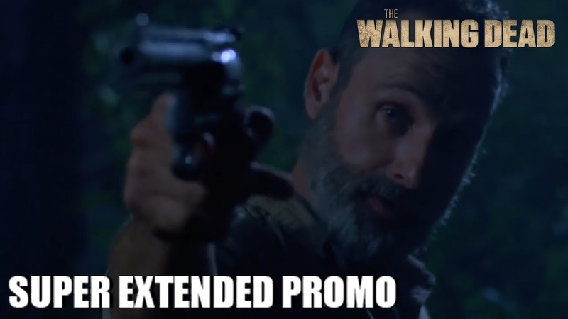 The Walking Dead 9x03 SUPER PROMO EXTENDED Trailer Warning Signs Season 9 Episode 03 Preview [HD]