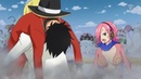One Piece 842 двухголосная озвучка Ruslana GreySun Ван Пис Большой Куш