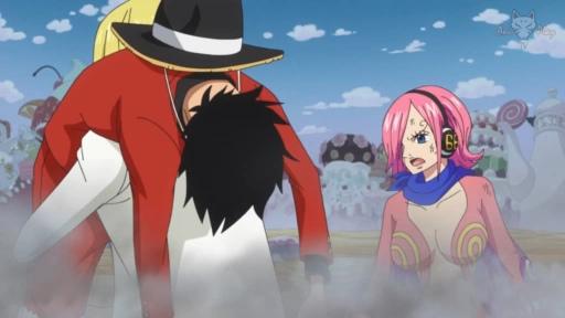 One Piece 842 [двухголосная озвучка Ruslana GreySun] Ван Пис / Большой Куш [AniPlay.TV]