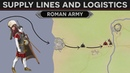 Roman Army Supply Lines and Logistics Overview