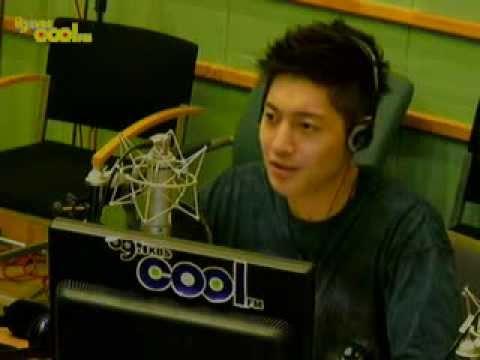 [20110613] Kim Hyun Joong @Radio CKH Increase volume part44