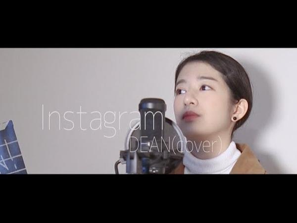 Instagram(인스타그램) - DEAN(딘) MiyuTakeuchi