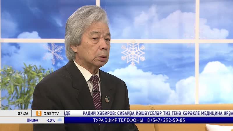 студия ҡунағы Эрнст Юлбарисов