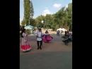 Экспромт с цыганским коллективом Маржани и городничим День города