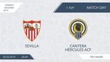 AFL19. Spain. Segunda. Day 1. Sevilla - Cantera Hercules
