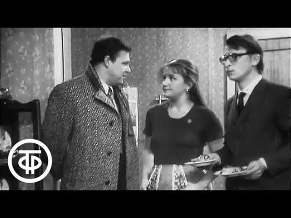 День за днем Часть 2 Серия 8 Декабрь 28 четверг Советский телесериал 1973