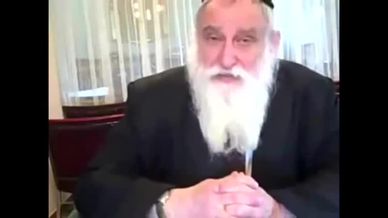 Rabbi Talks About Sucking Baby Penis